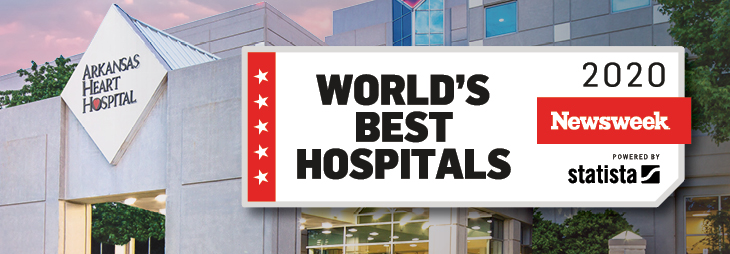 World's Best Hospitals. | Arkansas Heart Hospital
